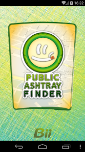 Public Ashtray Finder- screenshot thumbnail