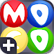 Moco+ - Chat & Meet New People icon