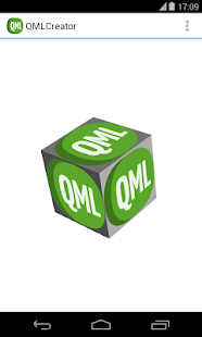 QML Creator - screenshot thumbnail