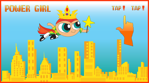 The Power Girl Game Free