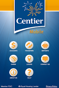 Centier Bank - screenshot thumbnail