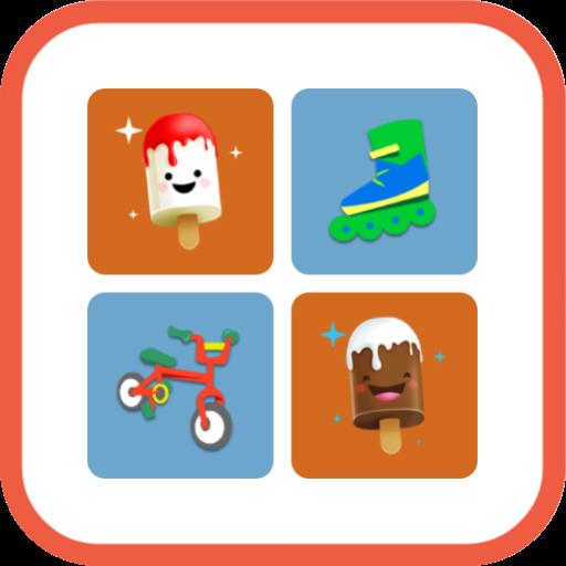 Kids Memory Game LOGO-APP點子
