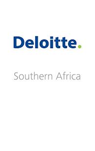 Deloitte Southern Africa - screenshot thumbnail