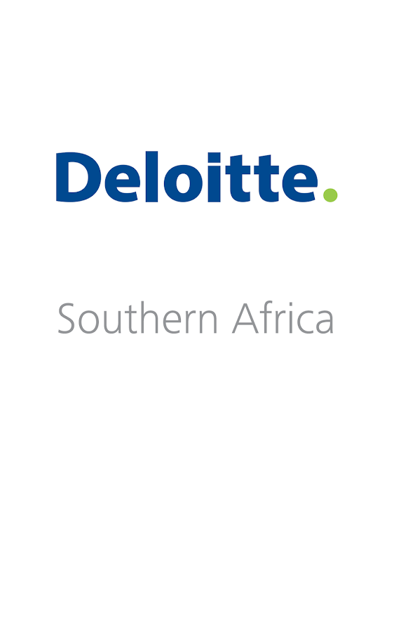 Deloitte Southern Africa - screenshot