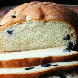 The Bread Bible's Olive Bread