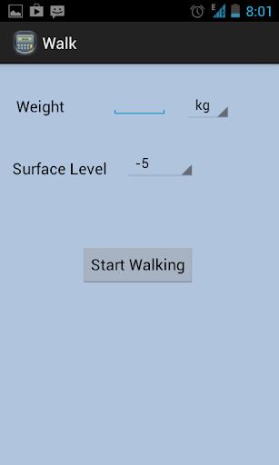 玩生活App|GPS Calorie-Calculator免費|APP試玩
