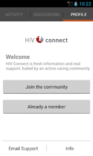 HIV Connect - screenshot thumbnail