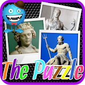 Greek Gods and Heroes Puzzle