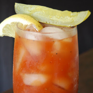 The Perfect Bloody Mary.