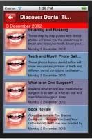 Screenshot of Tooth Saver