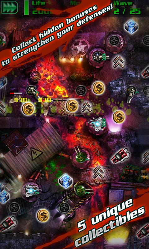 GRave Defense HD - screenshot