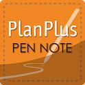 PlanPlus PEN NOTE icon