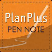 PlanPlus PEN NOTE