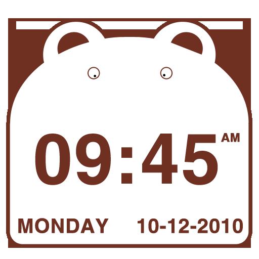 장난 꾸러기 곰 바탕 화면 위젯 漫畫 App LOGO-硬是要APP