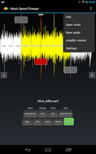 Music Speed Changer Pro- screenshot thumbnail