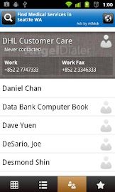 Angel Dialer (Free) Screenshot 2