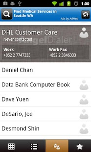 Angel Dialer (Free) - screenshot thumbnail