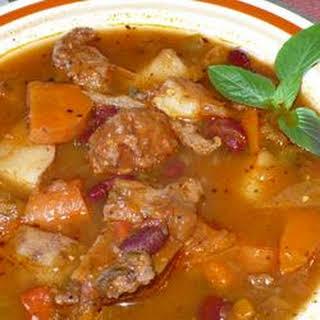 Portuguese Soup.