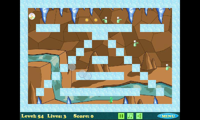 Bubble Dragon- screenshot