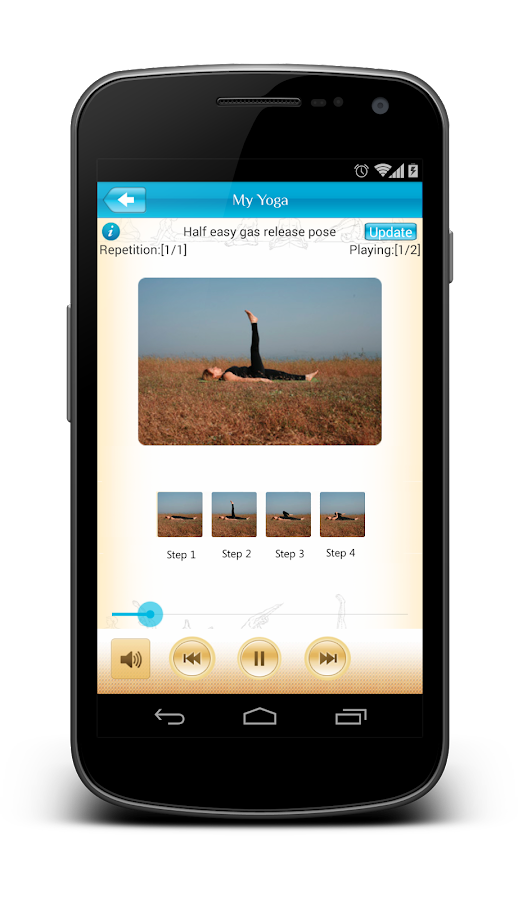 Yoga Point- screenshot