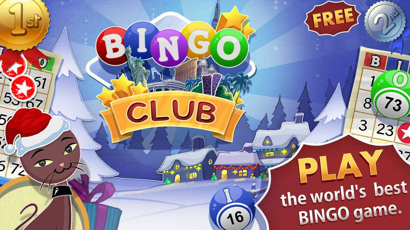 BINGO Club -FREE Holiday Bingo- screenshot