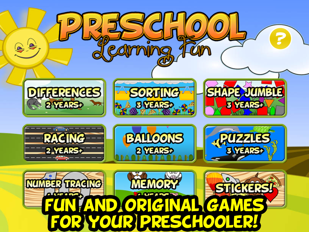 Preschool Learning Fun- screenshot