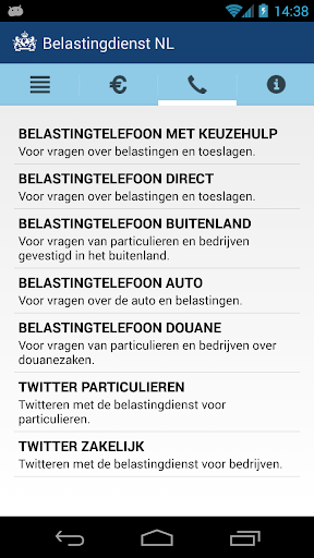 【免費新聞App】Belasting Nieuws NL-APP點子