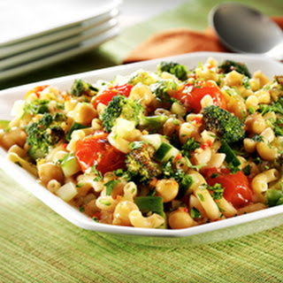 Tabbouleh-style Pasta Salad