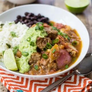 Colombian Beef Stew (Carne Guisada)