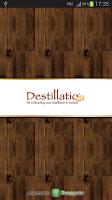 Screenshot of Destillatio