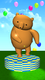 Colorful! Turn bear - screenshot thumbnail
