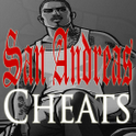 GTA San Andreas Cheats PS2 icon