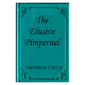 The Elusive Pimpernel-Book logo