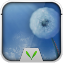 Galaxy Dandelion Live Locker icon