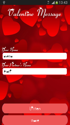 玩娛樂App|Valentine Wishes免費|APP試玩