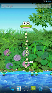 Jumping frogs - Trial- screenshot thumbnail