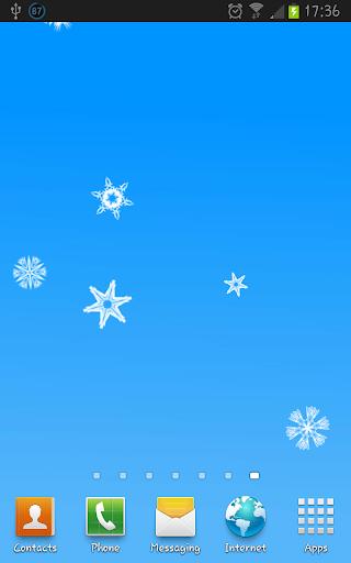 Snowflakes LWP Pro