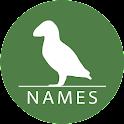 Bird Names icon