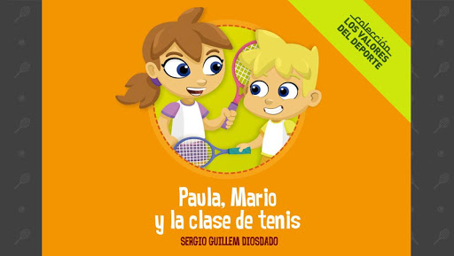Paula y Mario: Tenis