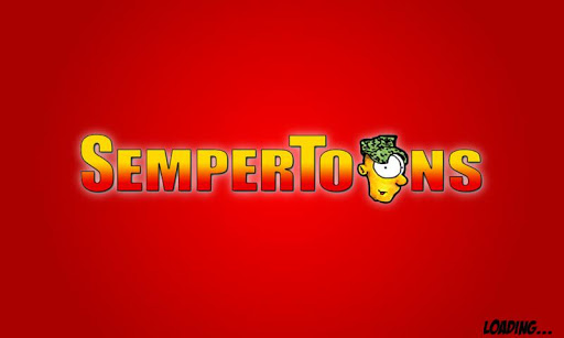 SemperToons 3 - GRAYSCALE - Ph