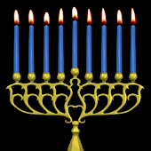 Virtual Menorah