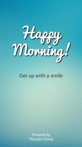 Happy Morning - Alarm Clock