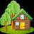 자연휴양림•수목원 logo