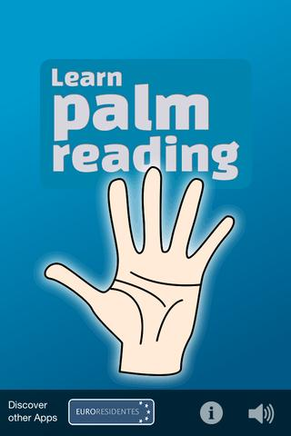 Palmistry. Palm Reading - screenshot