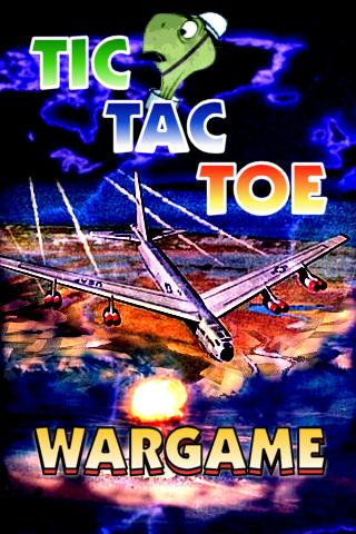 Tic Tac Toe WARGAMES free- screenshot
