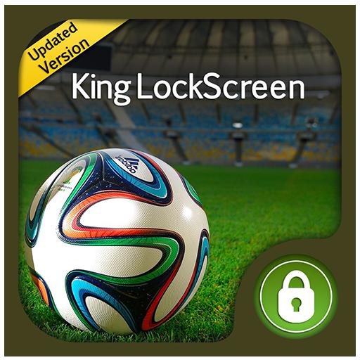 足球 2014年锁屏界面 LOGO-APP點子