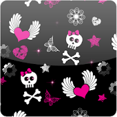 Sweet Skulls Live Wallpaper