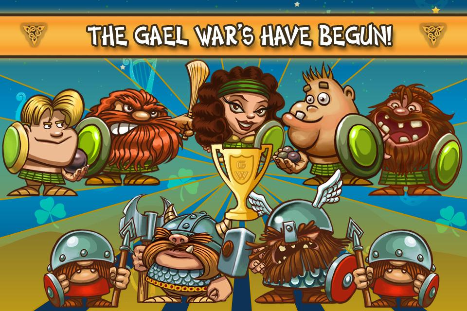 Gael Wars Free- screenshot