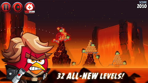 Angry Birds Star Wars II Screenshot 11