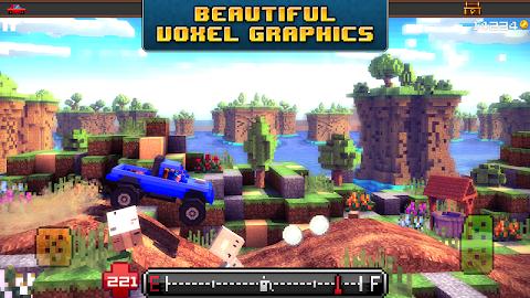 Blocky Roads Screenshot 27